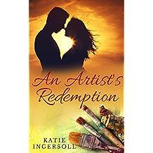 An Artist's Redemption (Christian Romance Novella) (English Edition)