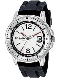 Columbia hombre CA025–005Ridgeback analógico pantalla Cuarzo Negro Reloj por Columbia
