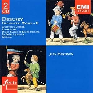 Oeuvres pour orchestre Vol.2