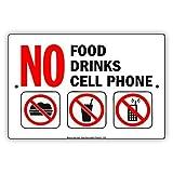 bienternary No Food Getränke Handy mit