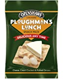 Freshers Foods Openshaws Ploughmans Lunch Snack Pack Card, 38 g (Pack of 8)