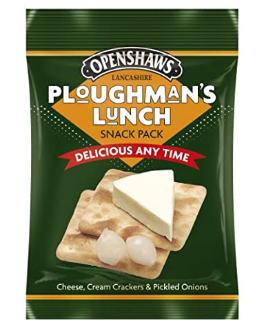 Freshers Foods Openshaws Ploughmans Lunch Snack Pack Card, 38 g