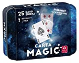 Cartamundi Carta Magic Kartentrick-Set mit 25 fabelhaften Tricks