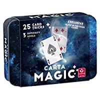 Cartamundi-Carta-Magic-Kartentrick-Set-mit-25-fabelhaften-Tricks Cartamundi Carta Magic Kartentrick-Set mit 25fabelhaften Tricks -