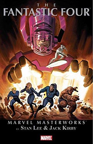 Fantastic Four Masterworks Vol. 5 (Fantastic Four (1961-1996)) (English Edition) di Stan Lee