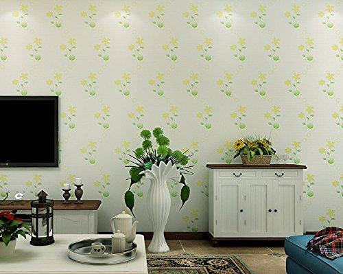 Sweet Garden Flower Tapeten Und Fresh Pink Blumen Und Lovely Mädchen  VILLAGE Schlafzimmer Wohnzimmer Wall