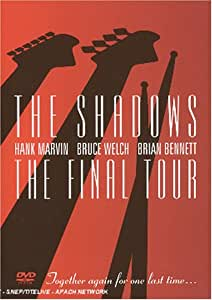 The Shadows : Live - Final tour