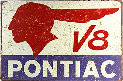 pontiac-v8-vintage-rojo-letrero-metalico-america-texaco-wall-sticker-for-mans-garage-pub-cafe-inicio