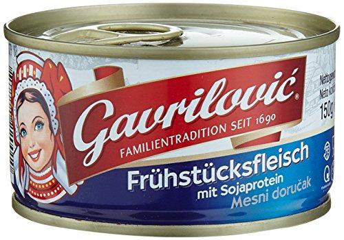 Gavrilovic Frühstücksfleisch, 3er Pack (3 x 150 g)