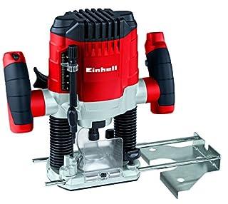 Einhell TC-RO 1155 E Fresadora, 1100 W, 230 V, 7 niveles de fresado, control electrónico (ref. 4350470) (B00DEXXCXW) | Amazon Products