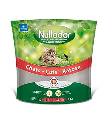 Nullodor Cat Litter, 6 Kg