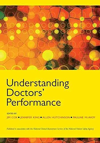 [(Understanding Doctors' Performance)] [By (author) Ruth Chambers ] published on (December, 2005)