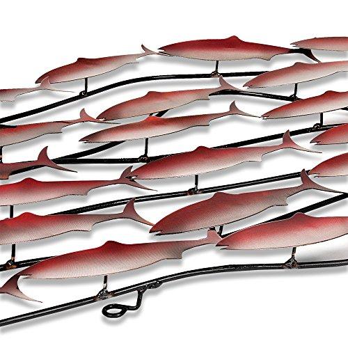 World art twbp5004b branco di pesci rossi quadri e for Pesci rossi prezzo
