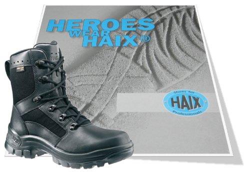 Haix bottes utilisation Airpower P6High