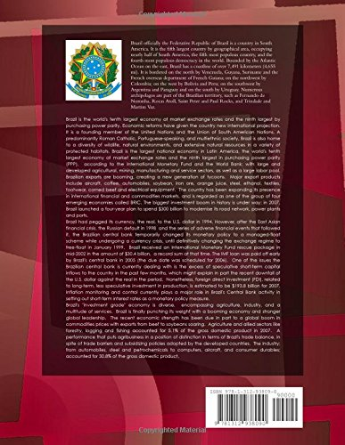 Brazil Investment and Business Guide Volume 1 Strategic and Practical Information (World Business and Investment Library)