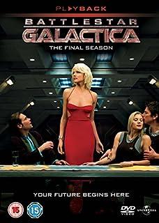 Battlestar Galactica - The Final Season (Season 4, Part Two) [DVD] [2009] (B001Q3KA64) | Amazon price tracker / tracking, Amazon price history charts, Amazon price watches, Amazon price drop alerts