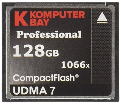 Komputerbay 128GB Professionelle Compact Flash-Karte zu schreiben 1066X CF 155 MB / s lesen 160MB / s Extreme Speed UDMA 7 RAW