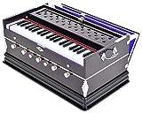 Harmonium 7 Stopper, 3,5 Oktaven, Kopplerfunktion, 39 Tasten, Zwei Reed, Bass-Male, Mahagoni-Farbe mit Tasche, 440 Hz Bulk/Großhandel, auch erhältlich, zum Discount-Preis