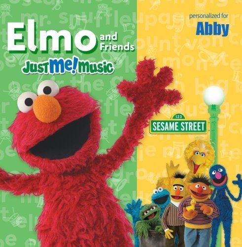 Sing Along With Elmo and Friends: Abby by Elmo and the Sesame Street Cast