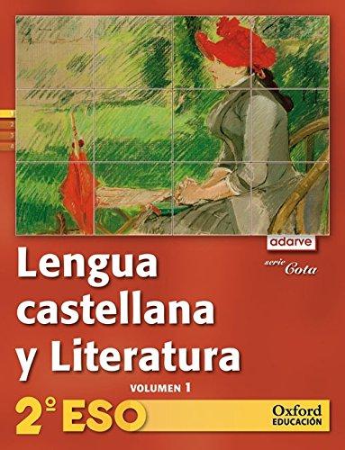 Lengua Castellana Y Literatura. Adarve Cota. Libro Del Alumno - 2º ESO - 9788467362763