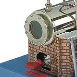 00161 - Wilesco D 161 - Dampfmaschine mit Werkstatt