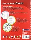 Image de Atlas De Carreteras Europa. A4 (Atlas de carreteras Michelin)