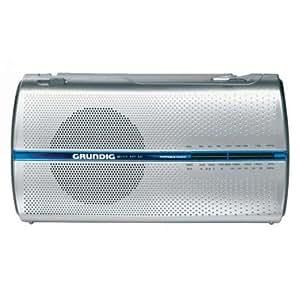 Grundig - Music 50 / RP 5200 - Radio portable - Chrome