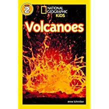 Volcanoes (National Geographic Readers) by Schreiber, Anne (June 24, 2013) Paperback