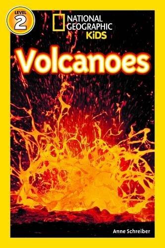 Volcanoes (National Geographic Readers) by Anne Schreiber (2013-06-24) par Anne Schreiber