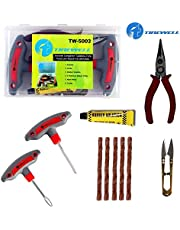 TIREWELL TW-5002 6 in 1 Universal Tubeless Tire Puncture Ki
