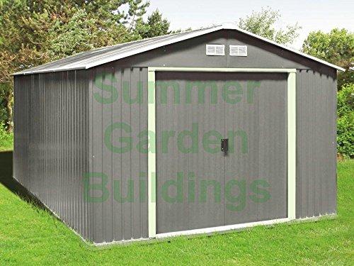 metal-shed-garden-storage-apex-roof-double-door-galvanized-steel-size-11x10