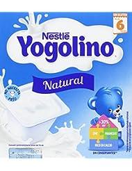 NESTLÉ YOGOLINO, Natural, para bebés a partir ...