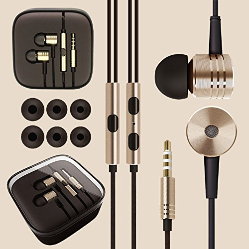 High Bass In-Ear Piston Earphone with 3.5mm Jack (Color May Vary)