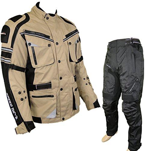 #Textil Motorradkombi Indiana (L)#