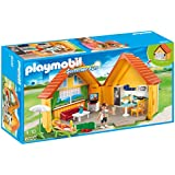 Playmobil - Casa de campo, maletín (60200)