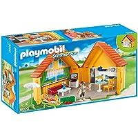 Playmobil - 6020 - Maison de vacances articulé