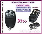 Chamberlain Lift Master 94335E ricambio compatibile trasmettitore, 433.92MHz Rolling codeRicambio di alta qualità.