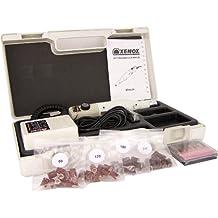 Maniküre Pediküre Fräser Proxxon Xenox MHX/E im Koffer mit reichhaltigem Zubehör