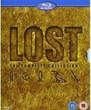Lost - The Complete Season 1-6 [Blu-ray]