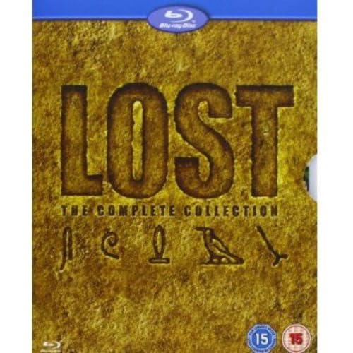 Lost - Seasons 1 - 6 [Reino Unido] [Blu-ray] 12