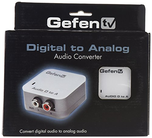 Gefen GTV-DIGAUD-2-AAUD Digital auf Analog Audio Wandler Gefen Digital-audio