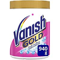 Vanish Oxi Gold White Quitamanchas Polvo - 940 gr