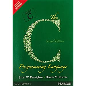The C Programming Language   Second Edition   By Pearson
