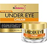 Best Cream For Aging Skins - StBotanica Pure Radiance Under Eye Cream - For Review