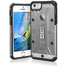 Urban Armor Gear Maverick - Funda para Apple iPhone 5/5S, Ice