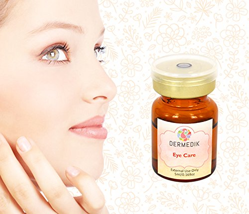 Eye Care Serum Derma Roller Treatment Serum Anti-Aging-5ml -