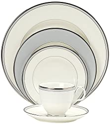Noritake Aegean Mist 5-Piece Place Setting, Service for 1