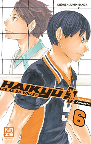 Haikyu !! - Les As du volley T06 par Furudate Haruichi