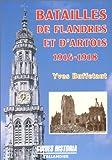 Batailles de Flandres et d'Artois : 1914-1948