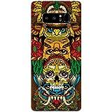Samsung Note 8 Cases And Covers Tribal Art Love For Tribal Art Traditional Skull Art Designer Printed Hard Shell Case